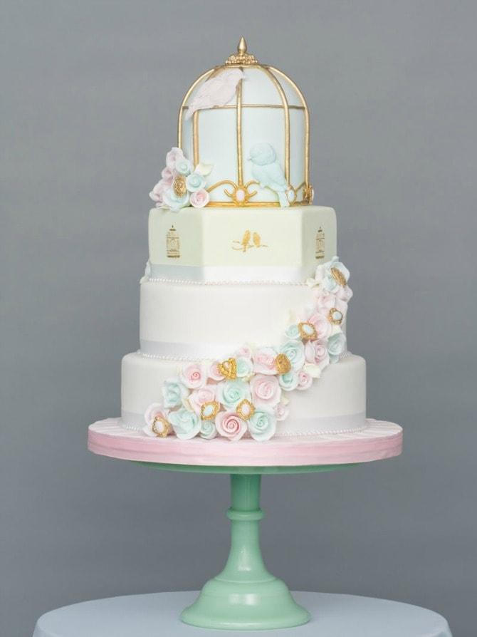 torta1 min Najbolje dizajnirane TORTE za vaše venčanje