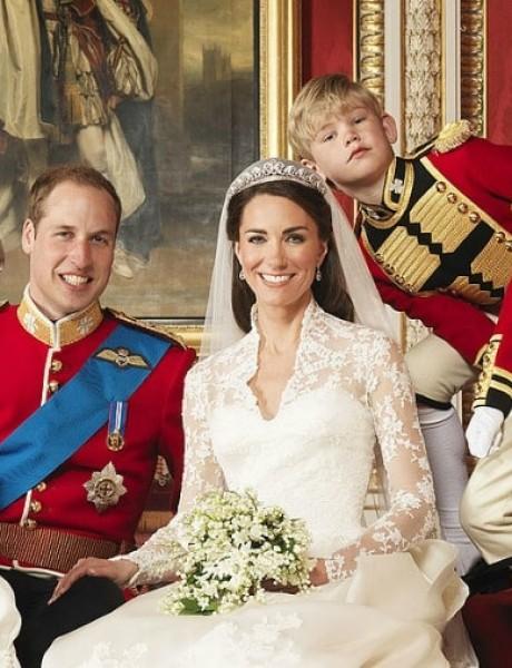 Najlepše venčanice poznatih princeza