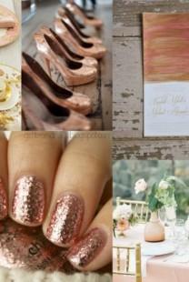 Vaše IDEALNO venčanje u nijansi roze zlata