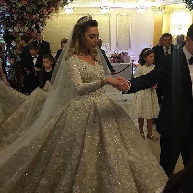 12677552 962282563849325 906296595 n Kako izgleda venčanje od BILION dolara? (VIDEO)