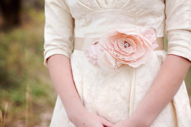 Roze Elegantni detalji za JEDINSTVENE venčanice