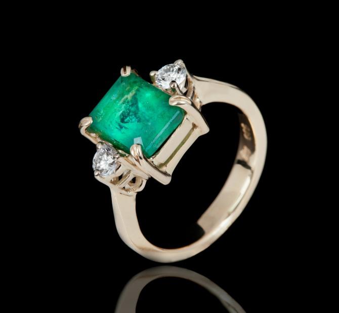 kamen 7 Vereničko prstenje sa dragim kamenom u BOJI koje će vas oduševiti