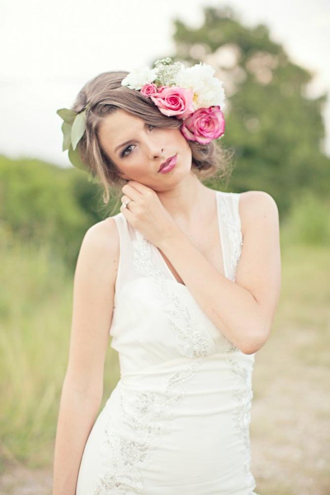 mlada2 Kako da izgledate PRIRODNO na svom venčanju