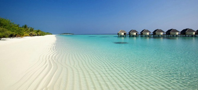 Maldivi Najlepše destinacije za SAVRŠENI medeni mesec