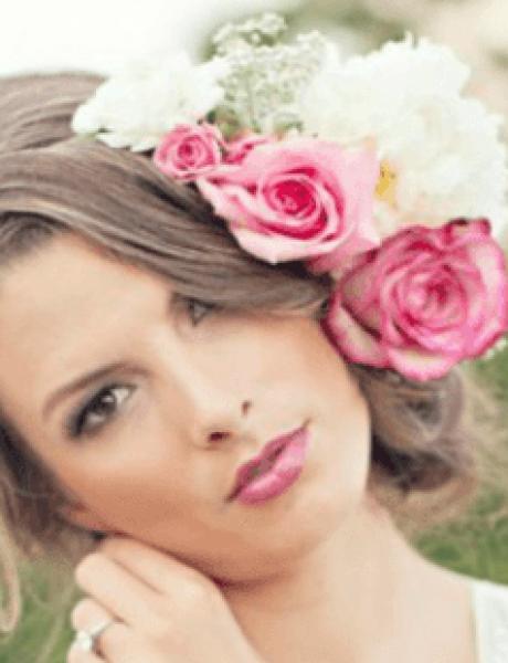 Našminkaj se SAMA za svoje venčanje (VIDEO)
