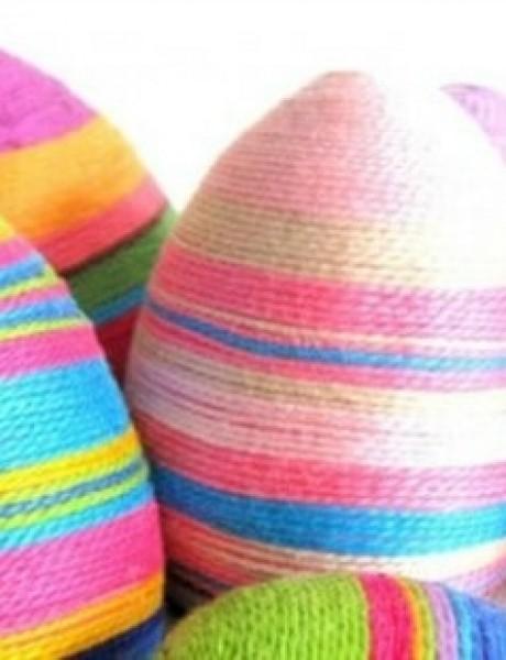 Neobični načini za ŠARANJE uskršnjih jaja
