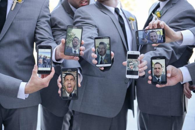 svadba 1 Kada se muškarci fotografišu na venčanju, to izgleda ovako! (GALERIJA)