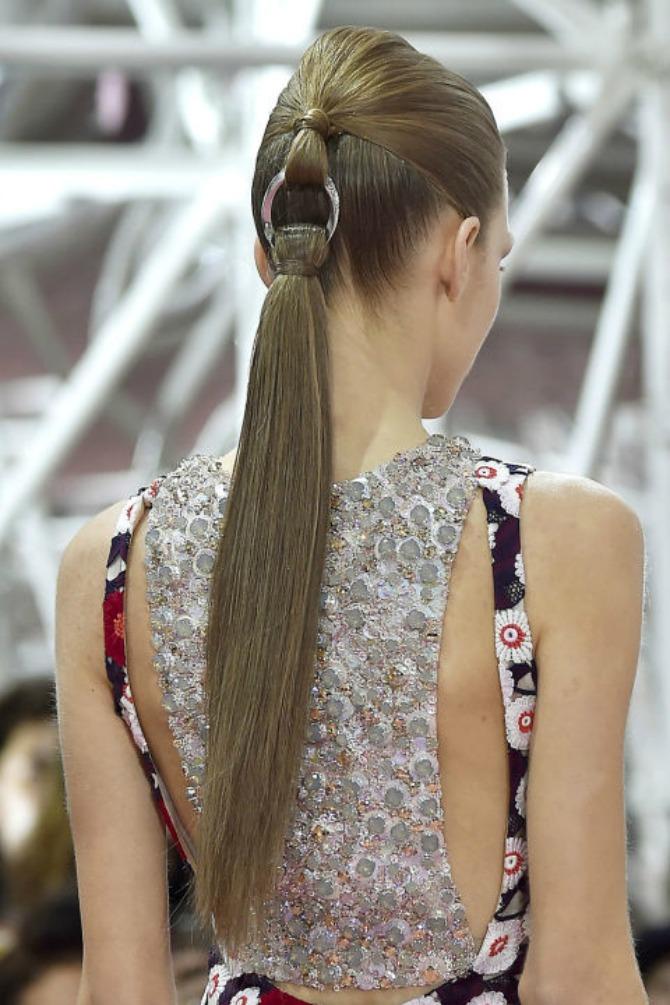 aksesoar za mladu Moderan NAKIT za kosu (GALERIJA)
