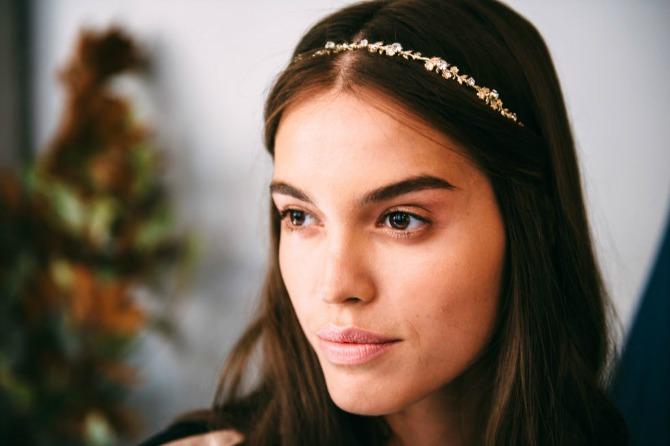 aksesoar za mladu6 Moderan NAKIT za kosu (GALERIJA)
