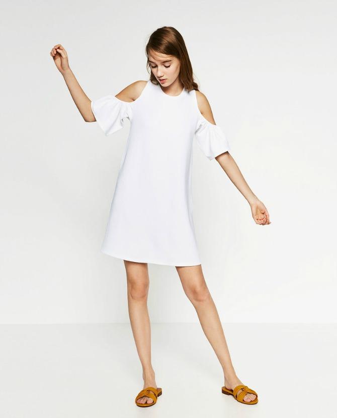 bela haljina Tri bele haljine za romantičan vikend NAKON venčanja