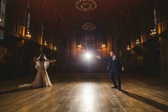 hari poter 15 Magično venčanje inspirisano pričom o Hariju Poteru (GALERIJA)