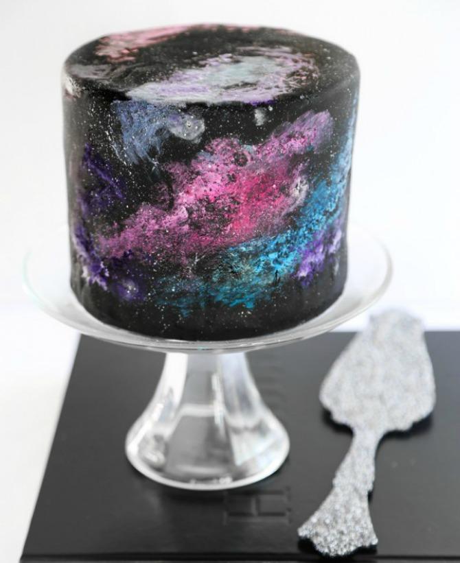 torta Šljokicama ukrasite DEZERTE na venčanju