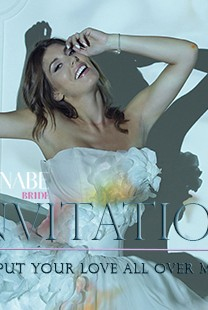 Wannabe Bride editorijal: Invitation