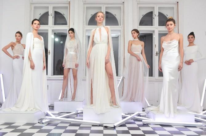 DSC 08241 INES ATELIER   Modern Bride na 40. Belgrade Fashion Week u