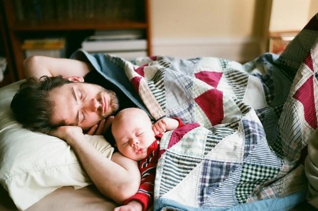 beba 10 Da se rastopiš: Najslađe fotografije srećnih očeva i njihovih beba