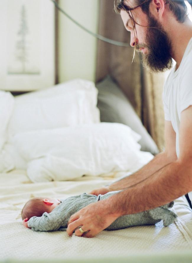 beba 16 Da se rastopiš: Najslađe fotografije srećnih očeva i njihovih beba