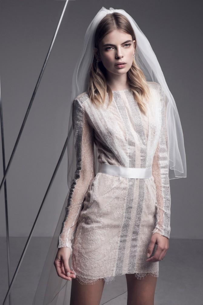 ines atelier 1 INES Atelier predstavlja Modern Bride LookBook