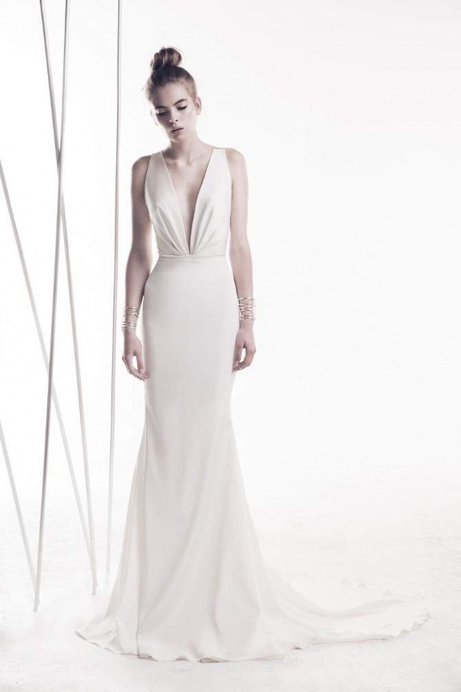 ines atelier 10 INES Atelier predstavlja Modern Bride LookBook