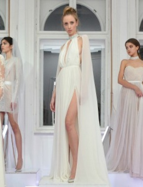 INES ATELIER – Modern Bride na 40. Belgrade Fashion Week-u