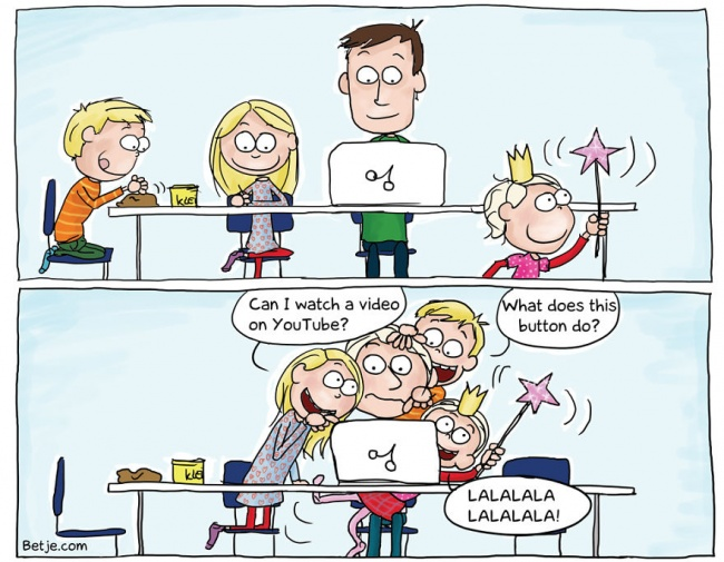 roditelj 5 15 simpatičnih ilustracija u kojima će se svaki roditelj pronaći