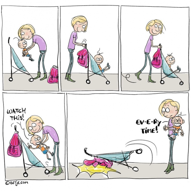roditelj 7 15 simpatičnih ilustracija u kojima će se svaki roditelj pronaći
