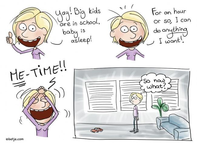 roditelj 8 15 simpatičnih ilustracija u kojima će se svaki roditelj pronaći