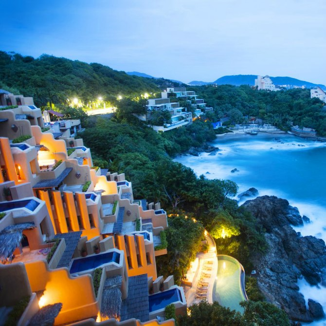 Zihuatanejo Must Visit: Najpopularnije destinacije za medeni mesec u 2017. (2. deo)