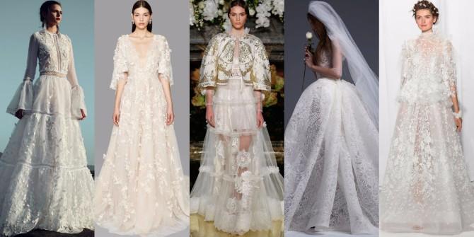 vencanice 1 Ovo su venčanice koje će obeležiti 2017.