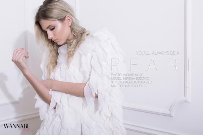 0 Wannabe Bride editorijal: Pearl