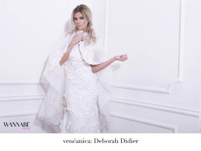 2 Wannabe Bride editorijal: Pearl