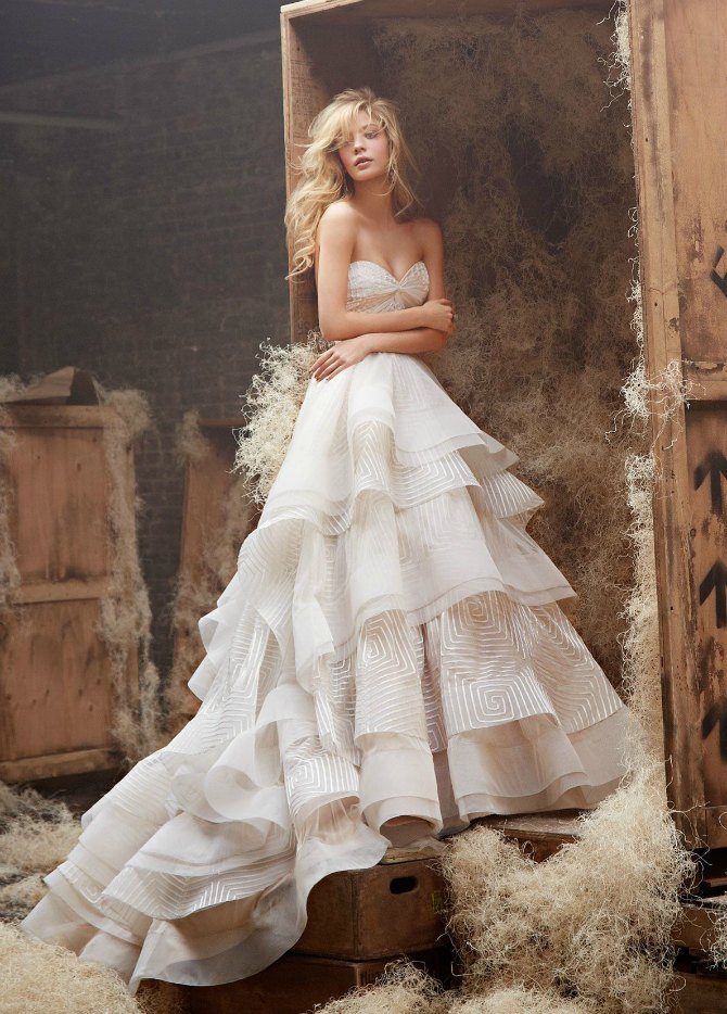 vencanica 5 Planiraš venčanje u 2017? Ovi modeli venčanica će biti Top Trend!