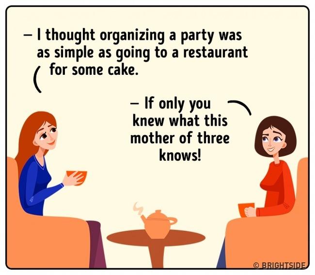 10 14 situacija u kojima će se svaka mama pronaći (ILUSTRACIJE)