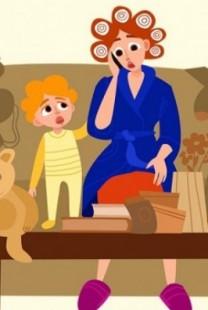 14 situacija u kojima će se svaka mama pronaći (ILUSTRACIJE)