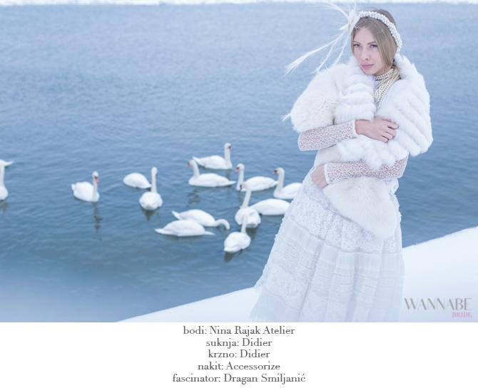 odette wannabe bride 2 Wannabe Bride editorijal: Odette