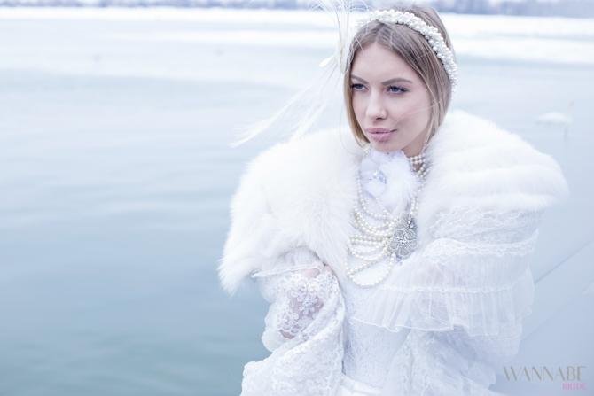 odette wannabe bride 4 Wannabe Bride editorijal: Odette