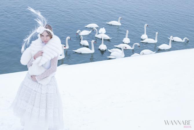 odette wannabe bride 8 Wannabe Bride editorijal: Odette