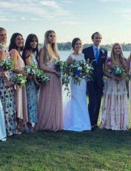 Zahvaljujući svojoj venčanici ova mlada je postala zvezda čuvenog modnog magazina
