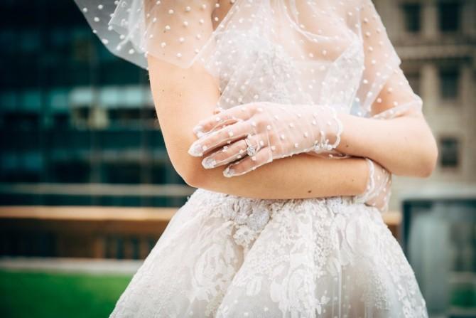 rukavice 1 Bridal Fashion Week: Aksesoari koje ćeš želeti da nosiš i to ne samo na venčanju