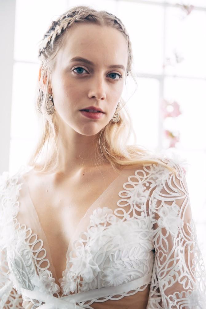 makup 6 Bridal Fashion Week: 6 beauty trendova koje krademo   odmah!