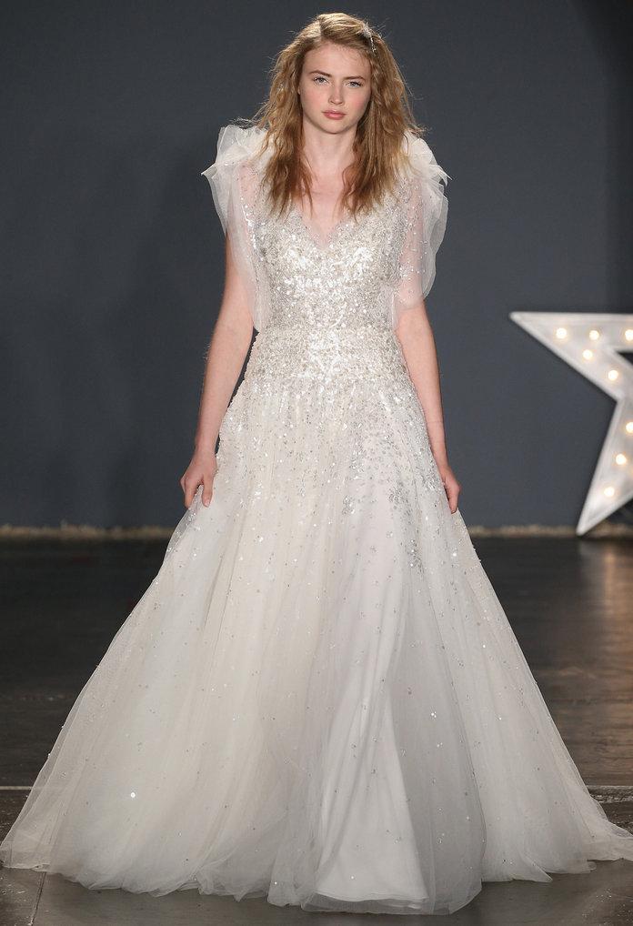 JENNY PACKHAM1 Bridal Fashion Week Spring 2018: Sve venčanice u koje smo se zaljubile na prvi pogled