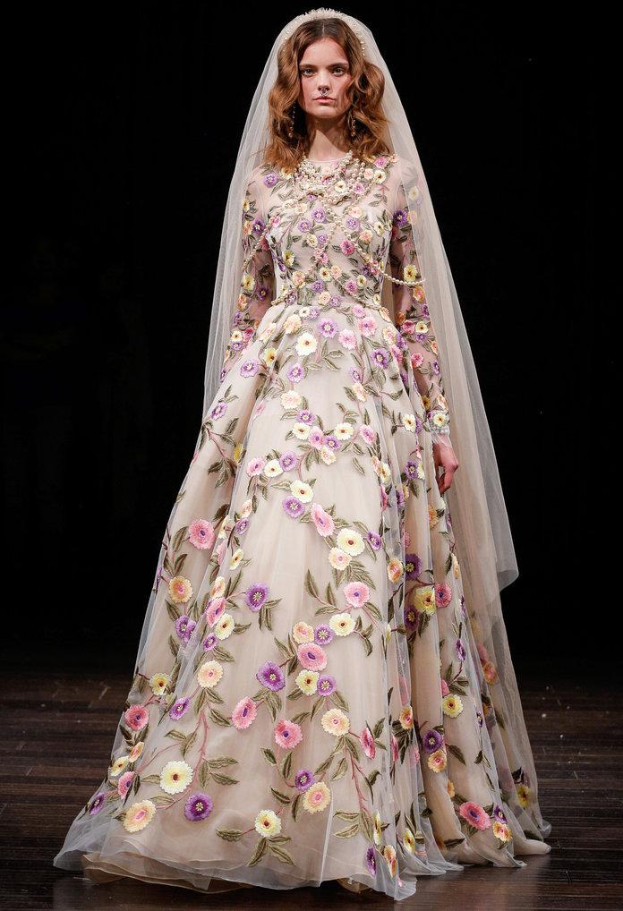 NAEEM KHAN2 Bridal Fashion Week Spring 2018: Sve venčanice u koje smo se zaljubile na prvi pogled