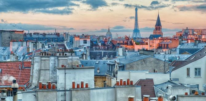 Pariz Najbolje destinacije za medeni mesec za svako godišnje doba