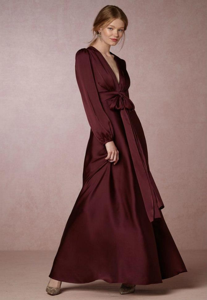 duga haljina 1 8 odevnih kombinacija koje možeš da nosiš na venčanjima ove jeseni