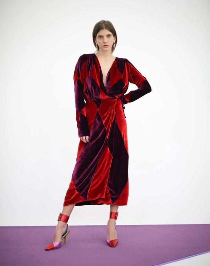 plišana haljina 1 8 odevnih kombinacija koje možeš da nosiš na venčanjima ove jeseni