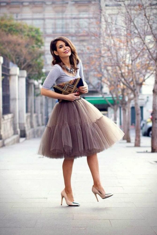pufnasta suknja 2 8 odevnih kombinacija koje možeš da nosiš na venčanjima ove jeseni