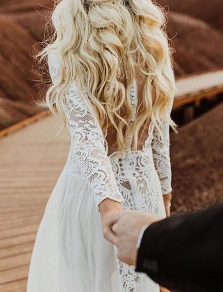 Muškarcima se sviđaju romantične venčanice