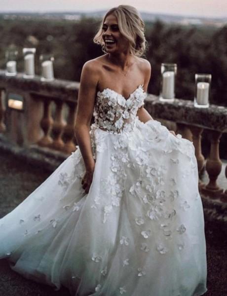 Praktični saveti za svaku nevestu: Šta treba da uradiš pre nego što obučeš venčanicu?