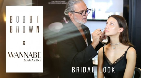 Bridal Look: Bobbi Brown makeup tutorial