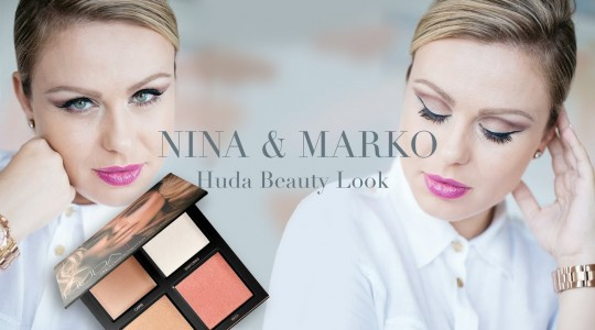 Instagram Makeup Trend – Huda Beauty