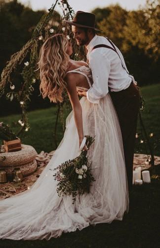 Jesenje venčanje u bojama prirode